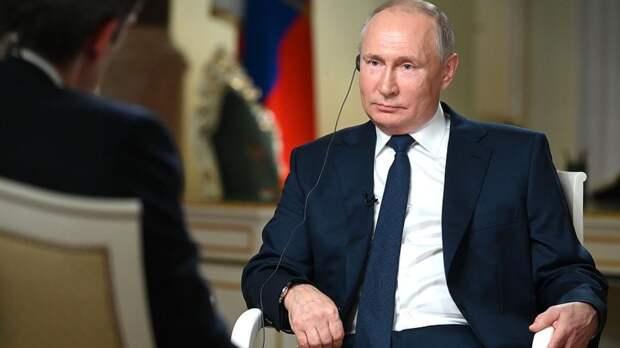 Отношения с США, НАТО и судьба России. Главное из интервью Путина NBC