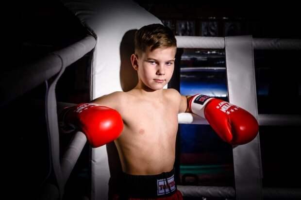 Юные спортсмены из Северного Тушина отличились на турнире по боксу
