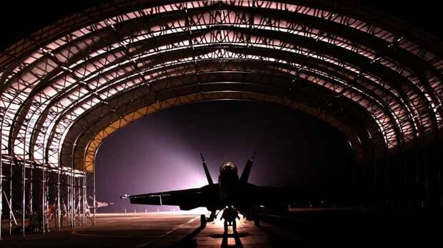 Секретный истребитель: таинственный боевой самолёт замечен под Москвой (ФОТО)