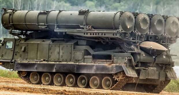 """На выставке оружия в ОАЭ Россия впервые покажет ЗРС """"Антей-4000"""""""