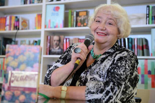 Умерла писательница Екатерина Вильмонт