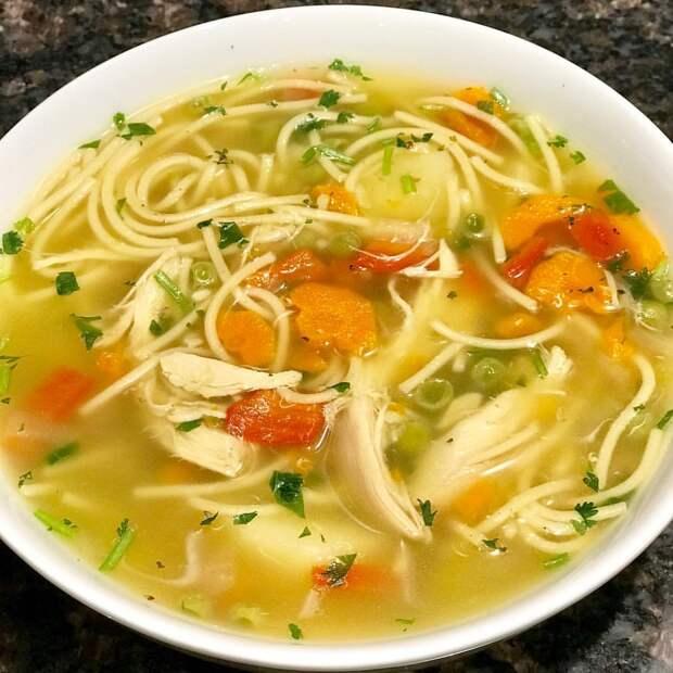 Империя супов
