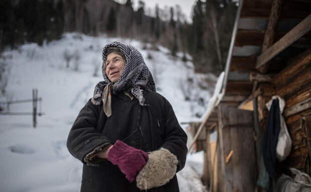 Староверке-отшельнице Агафье Лыковой окажут срочную помощью после пожара на ее заимке