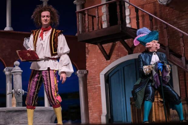 В Краснодарском драмтеатре научат фехтовать