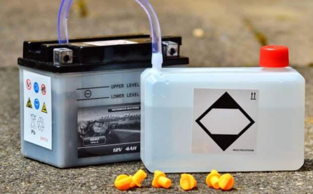 Немецкие ученые изобрели батарею с рекордной энергоемкостью