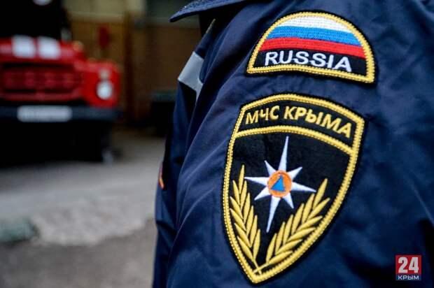 Двое туристов заблудились в крымских горах