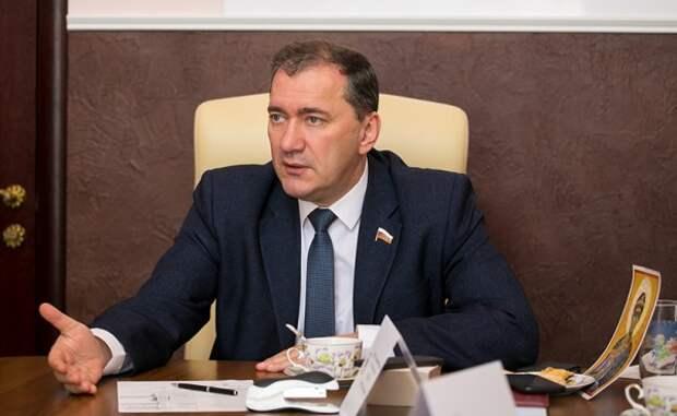 Белик о внутренних санкциях для бизнеса на Крымском полуострове