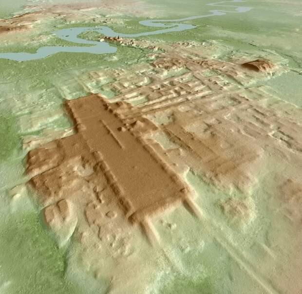 Археологи обнаружили самый древний храм майя