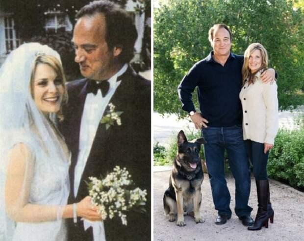 Вместе 18 лет. В 1998 году к Белуши пришло долгожданное семейное счастье: он женился на Дженнифер Слоун, и этот брак стал по-настоящему крепким.