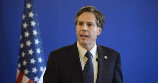 Госсекретарь США прибыл вКиев софициальным визитом