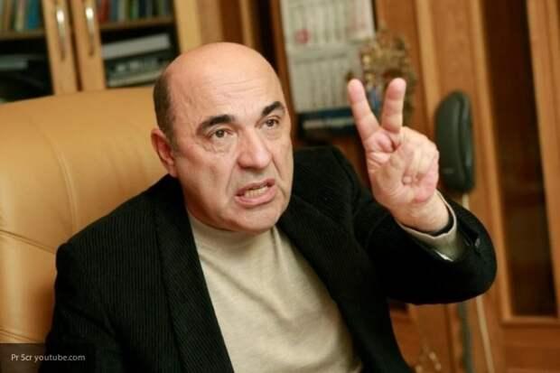 Рабинович эмоционально отреагировал на отказ Киева отмечать 9 Мая