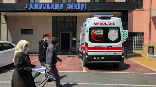 В Турции число новых случаев COVID-19 резко снизилось
