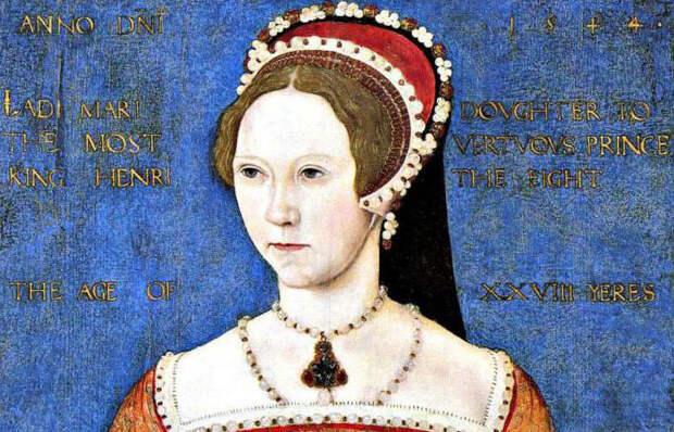 За что Мария I Английская получила прозвище «Кровавая Мэри»