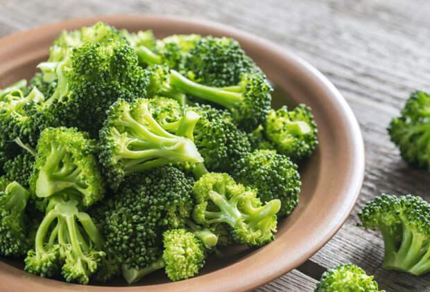 Как приготовить брокколи, чтобы сберечь все витамины