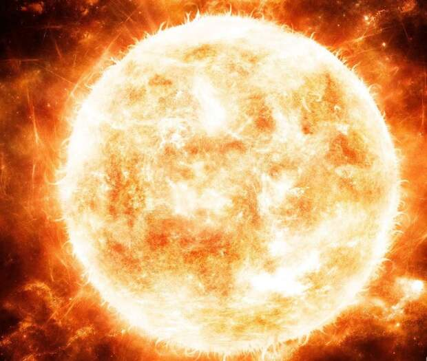 Гигантский НЛО, сфотографированный возле Солнца, ошеломил учёных