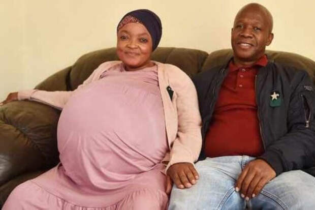 В ЮАР женщина родила десятерню. Это новый мировой рекорд