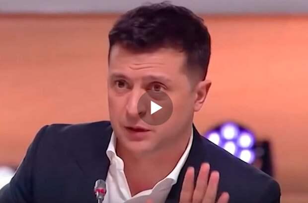 «Худшая ситуация за 30 лет»: почему Зеленский хочет спихнуть проблемы Украины на НАТО