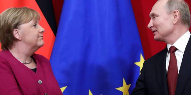Станет ли Путин обсуждать Навального с Меркель