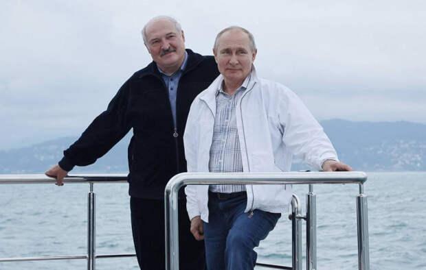 В Сочи будут находиться сразу три президента: Лукашенко - на отдыхе, Путин и Эрдоган – на двусторонней встрече