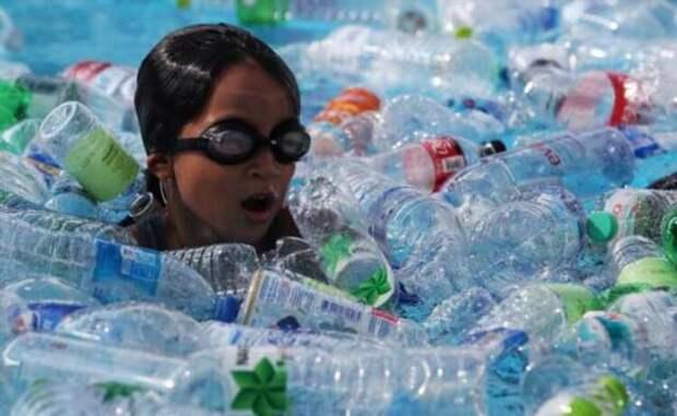 Какая страна сильнее загрязняет планету пластиком и почему? (4 фото)