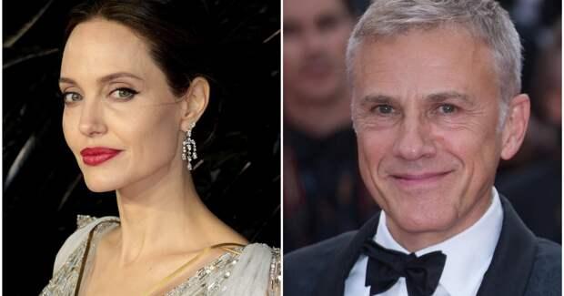Джоли и Вальц могут сыграть экс-супругов в новом фильме