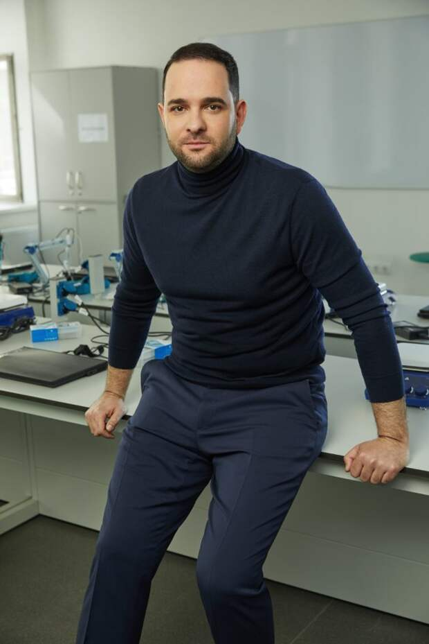 Ректор РХТУ Мажуга: необходимо развивать систему среднего профессионального образования. Автор фото: Данил Головкин