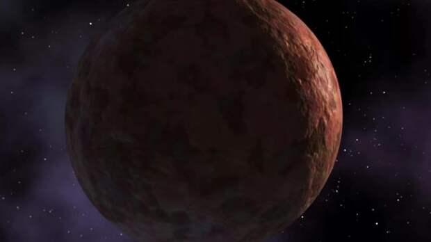 Гипотетическая «Девятая планета» может оказаться скоплением мелких объектов