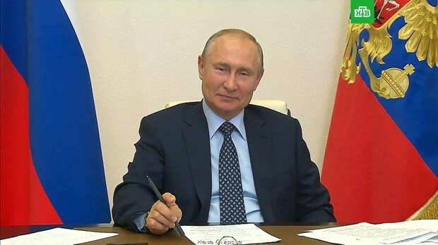 Путин: СССР разрушили, асоветскую систему здравоохранения удалось сохранить