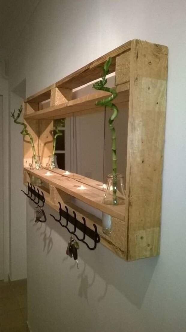 15 фантастических идей использования деревянных поддонов/паллет дизайн дома, идеи для дома, интересно, интерьер, мастер на все руки, полезно, своими руками