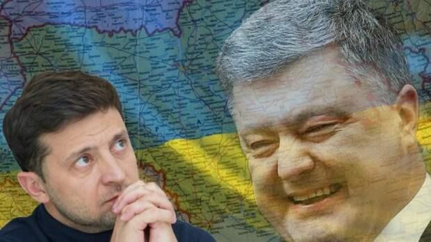 Политика Владимира Зеленского перестает отличаться от курса Петра Порошенко