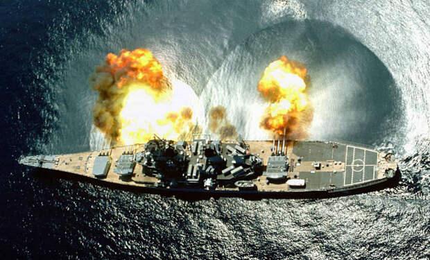 Последняя битва Ямато: встреча эскадры с воздушной армадой