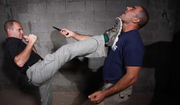 Грязная самооборона, которой учат спецназ