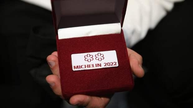 Два московских ресторана получили по 2 звезды Michelin