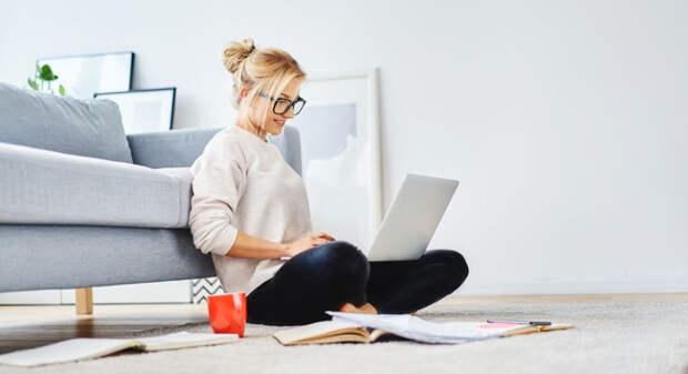 В чём [эффективно] работать из дома?