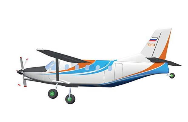 """Первый полет самолета """"Байкал"""" может состояться в 2021 году"""