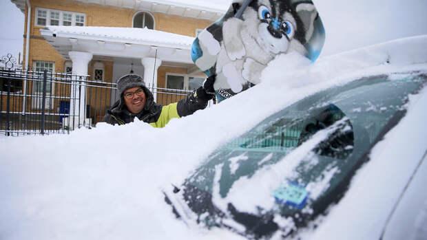 """Правительство США обвинили в создании """"поддельного"""" снегопада в Техасе"""