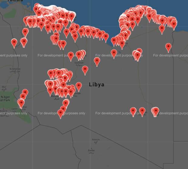 Более 1500 избирательных центров открылись в Ливии