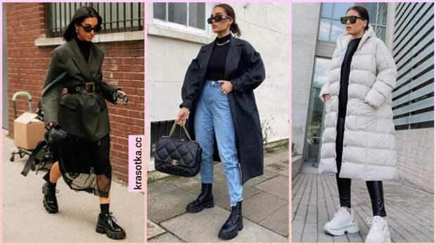 Модная обувь на платформе осени 2021: удобные и стильные модели