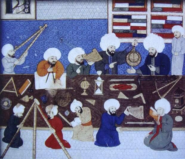 Великая наука древних мусульман 1
