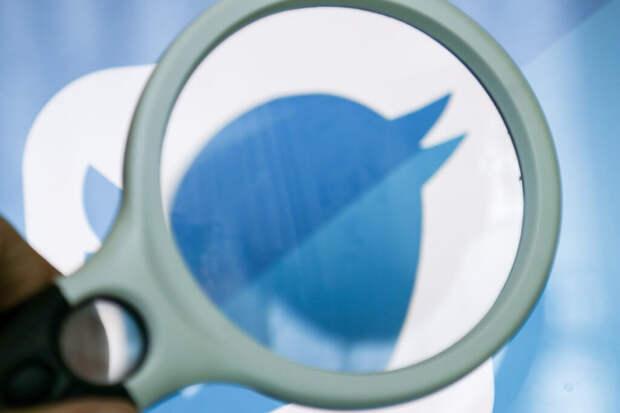 Приставы начали взыскание 8,9 млн рублей штрафов с Twitter