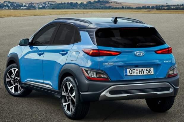 Hyundai готовит к премьере полноценный «злой» кроссовер: официальные фото
