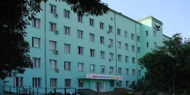 Роддом Симферополя снова сделают ковидным госпиталем