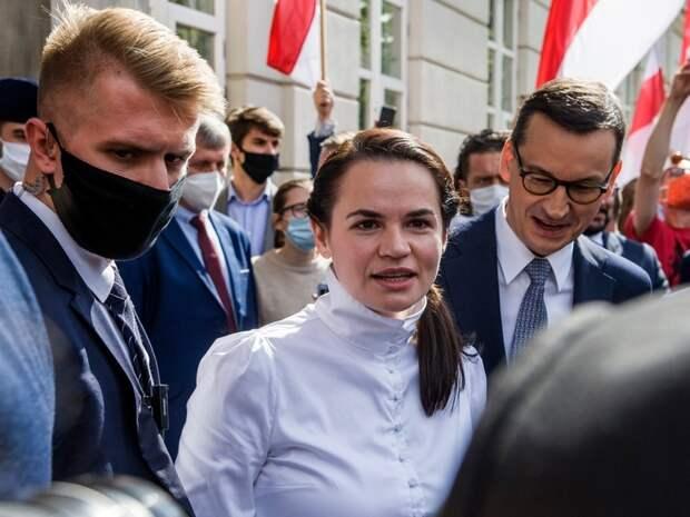 Тихановская готова гарантировать Лукашенко личную безопасность