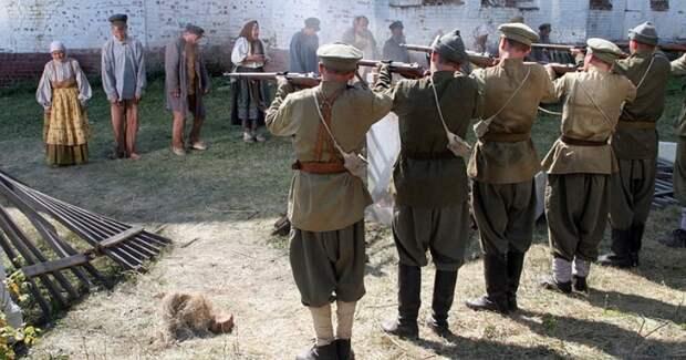 Почему тамбовские крестьяне посадили на кол большевичку Софью Гельберг