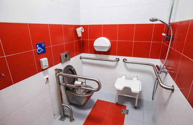 7. Бесплатно пользоваться туалетом на вокзале поезд, ржд, услуги