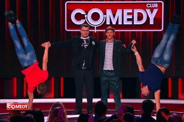 Comedy Club выпустит юмористическое шоу на канале «Россия 1»