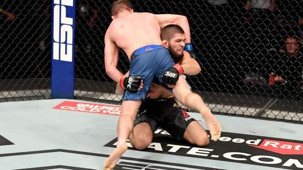Глава UFC заявил, что Хабиб получил перелом за 3 недели до победного боя с Гейджи