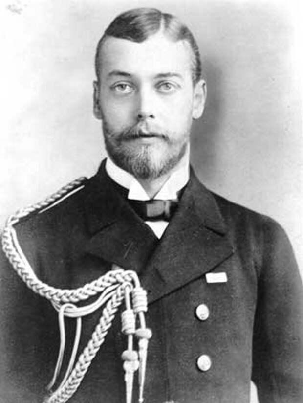 Король Великобритании Георг V