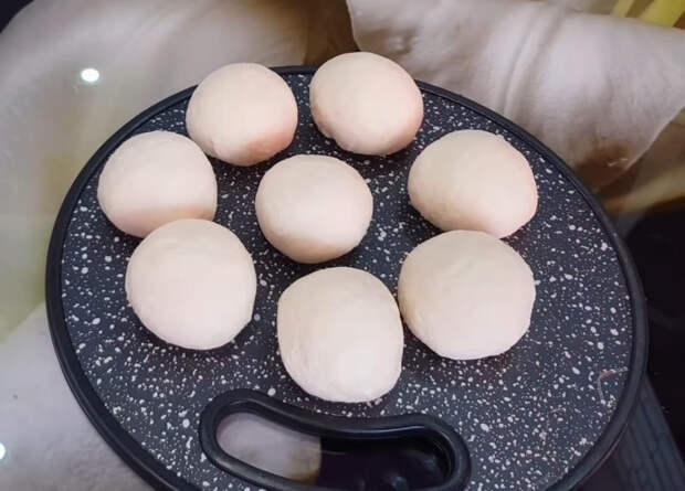 Окуните тесто в масло и получите шикарный домашний хлеб