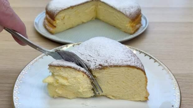 Десерт без муки: кремово-йогуртовое блаженство к чаю